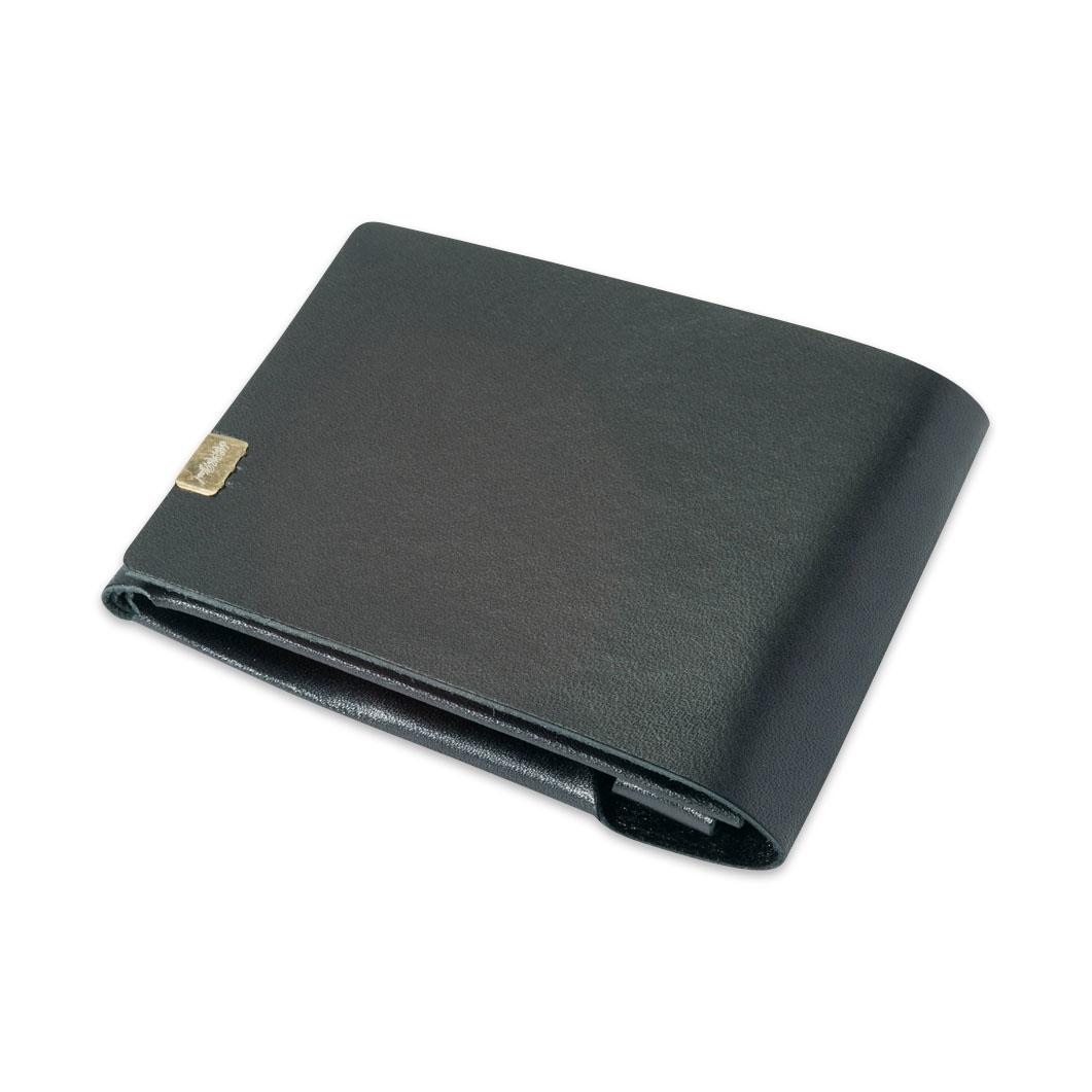 オリガミ ウォレット ブラック/シルバーの商品画像