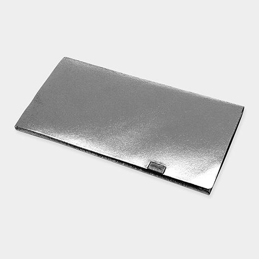 オリガミ ウォレット ロング シルバー/ブラックの商品画像
