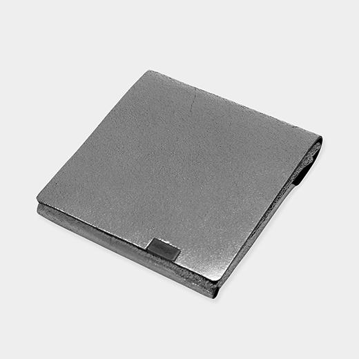 オリガミ ウォレット シルバー/ブラックの商品画像