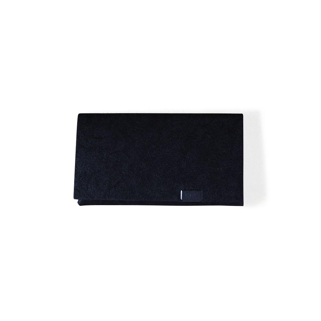オリガミ カードケース 黒和紙の商品画像