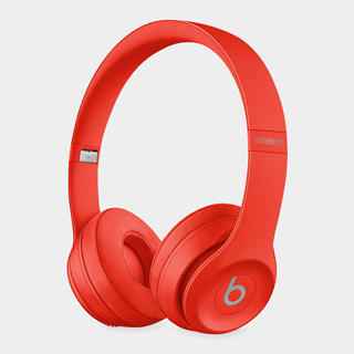 Beats Solo3 Wirelessオンイヤーヘッドフォン (PRODUCT)RED