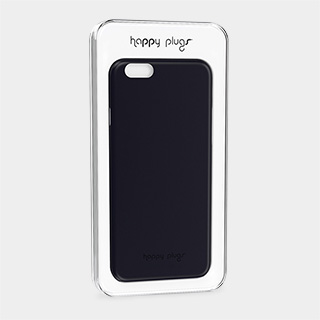 Happy Plugs iPhone ケース 4.7inch ブラック
