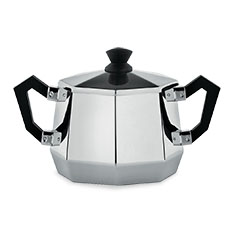 ALESSI Ottagonale シュガーボウル