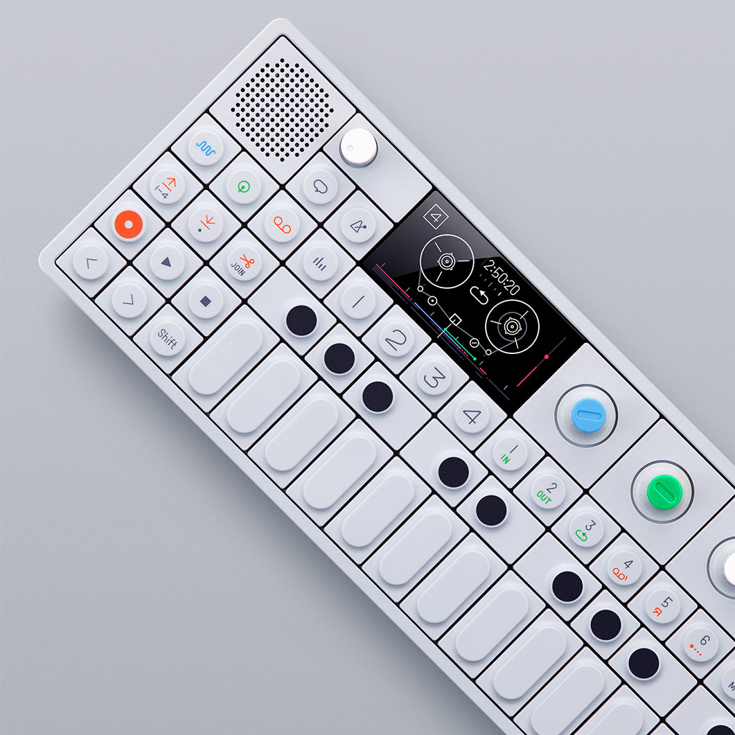 OP-1 ポータブル シンセサイザー