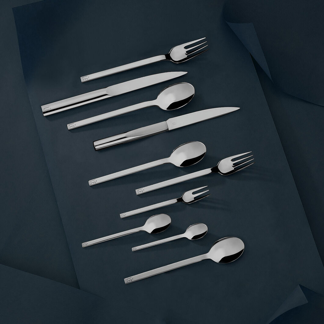L'E カトラリー 5点セット by Philippe Starck x Degrenne