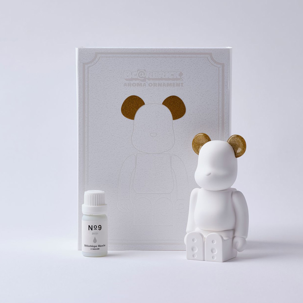 BE@RBRICK AROMA ORNAMENT No.9 Galaxy ‐ GOLD