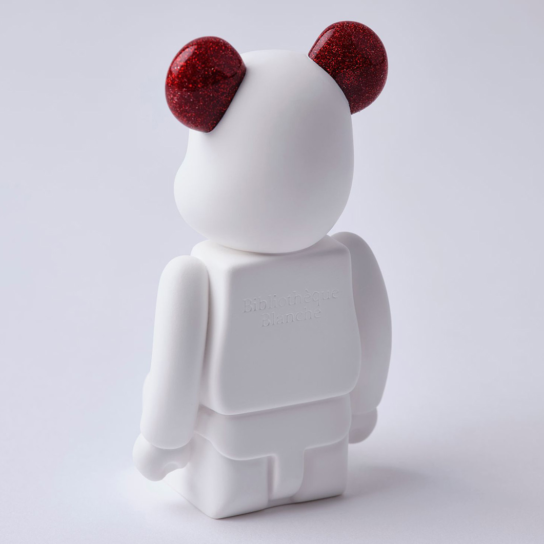 BE@RBRICK AROMA ORNAMENT No.9 Galaxy - RED