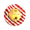 Maurizio Cattelan:プレート Appleの商品画像
