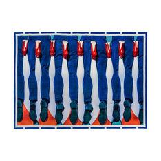 Seletti Wears Toiletpaper Rug:スクエア Legsの商品画像