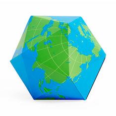 AREAWARE ダイマクショングローブ ブルー/グリーンの商品画像