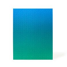 グラデーションパズル ブルー/グリーンの商品画像