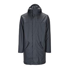 RAINS アルパインジャケット ブルー XXS/XSの商品画像