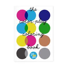 MoMA カラープレイ ぬりえ ブックの商品画像