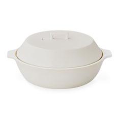 KAKOMI IH 土鍋 ホワイト 2.5Lの商品画像