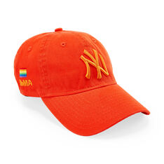 NY ヤンキース Pride キャップ オレンジの商品画像
