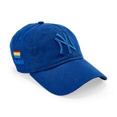 NY ヤンキース Pride キャップ ブルーの商品画像