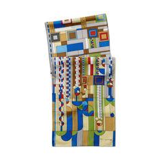 MoMA FLW サワロフォルム&カクタスフラワー スカーフの商品画像
