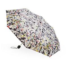 MoMA ポロック White Light アンブレラ 折りたたみの商品画像