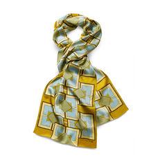 MoMA FLW インペリアルホテル スカーフ ゴールドの商品画像