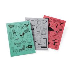 MoMA コレクション ノートブック(3冊セット)の商品画像