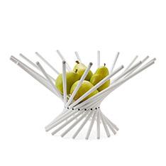 MoMA サテライトボウル ホワイト ラージの商品画像