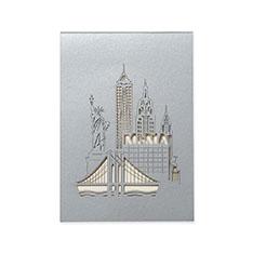 MoMA ダイカットノートパッド A6の商品画像