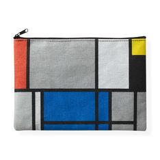 MoMA モンドリアン ポーチの商品画像
