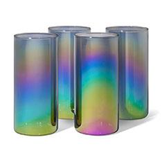 MoMA シマー トールグラス(4個セット)の商品画像