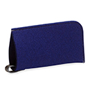 Graf & Lantz メガネポーチ ブルーの商品画像