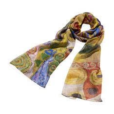 MoMA クリムト スカーフの商品画像