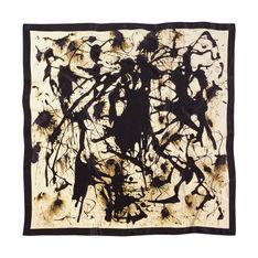 MoMA ポロック Untitled スカーフの商品画像