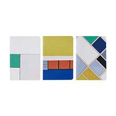 MoMA デ・ステイル ノートブック 3冊セットの商品画像