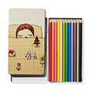 MoMA 奈良美智 カラーペンシルセットの商品画像