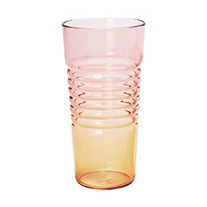 MoMA オンブレグラス HIGH ピンク/オレンジの商品画像