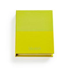 MoMA デュオカラー スティッキーノート イエローの商品画像