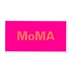 MoMA デュオカラー ステッカー ピンクの商品画像