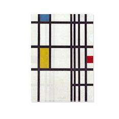 MoMA モンドリアン:Composition クリアフォルダーの商品画像