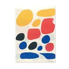 MoMA カルダー:Untitled クリアフォルダーの商品画像