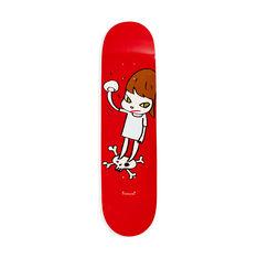 奈良美智:Solid Fist スケートボードの商品画像
