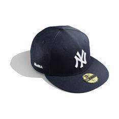 NY ヤンキース ベースボールキャップ 7 5/8 (60.6cm) MoMA Limited Editionの商品画像