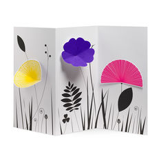 MoMA ポップアップカード ブルーミングガーデン(6枚セット)の商品画像