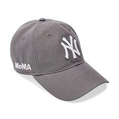 NY ヤンキースキャップ ストームグレー MoMA Editionの商品画像