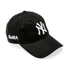 NY ヤンキースキャップ ブラック MoMA Editionの商品画像