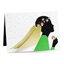 MoMA クリスマスカード ラディアントエンジェルの商品画像