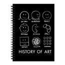 MoMA ヒストリーオブアート ノートブックの商品画像