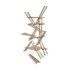 MoMA バランスゲーム ハシゴの商品画像