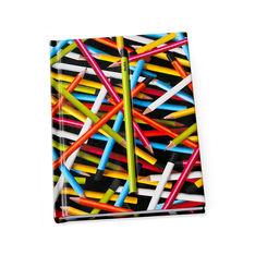 MoMA カラフルペンシル ノートブック 無地の商品画像