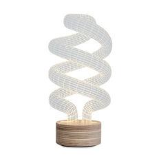バルブ スパイラル ランプの商品画像