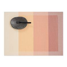 Chilewich カラーテンポマット グアバの商品画像