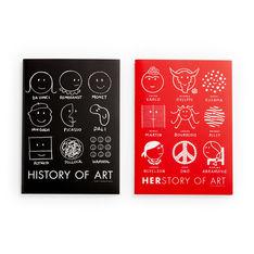 MoMA Herstory ノートブック 2冊セットの商品画像